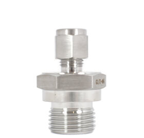 1/2 BSPP Compression Fitting 630.011
